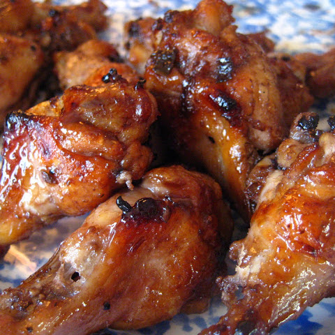 Raspberry Jalapeno Chicken Wings. Sweet and Spicy Like Antonio Banderas!