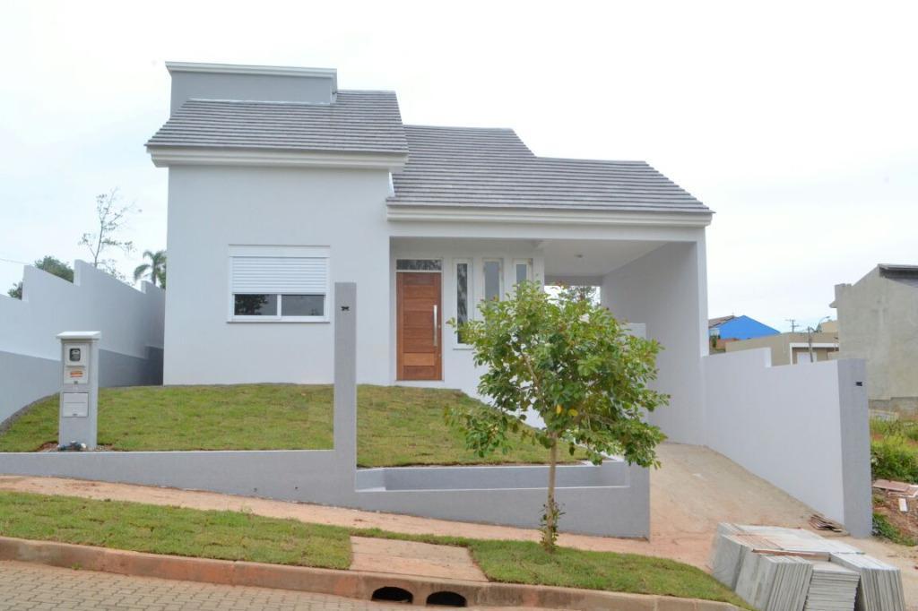 Casa 3 Dorm, Reserva do Arvoredo, Gravataí (CA1379) - Foto 2