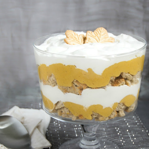 Pumpkin Pie Trifle