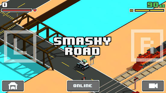 Smashy Road: Arena apk screenshot