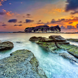 Landscape_Lombok by Made Thee - Landscapes Beaches