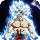 Goku Wallpaper Art Icon
