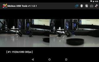 Screenshot of Mobius USB Tools