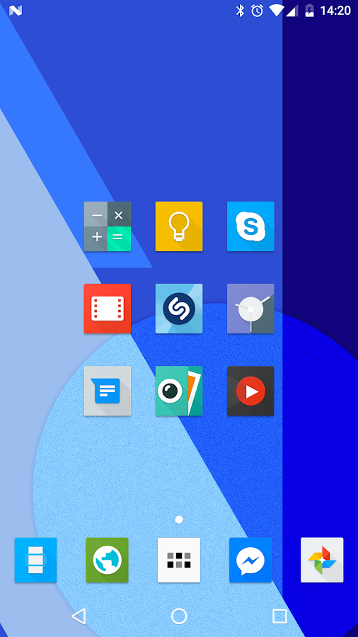 OnePX - Icon Pack Screenshot 1