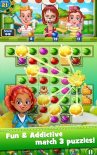 Game Fruit Scramble -Blast & Splash apk for kindle fire