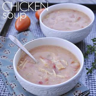 Tarragon Cream Of Chicken Soup Recipes