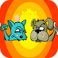 Cat Vs Dog War APK for Bluestacks