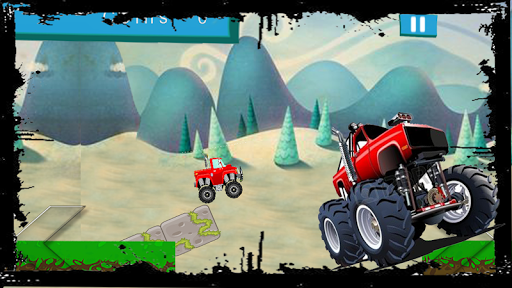 Crazy Hill Climb Racer - screenshot