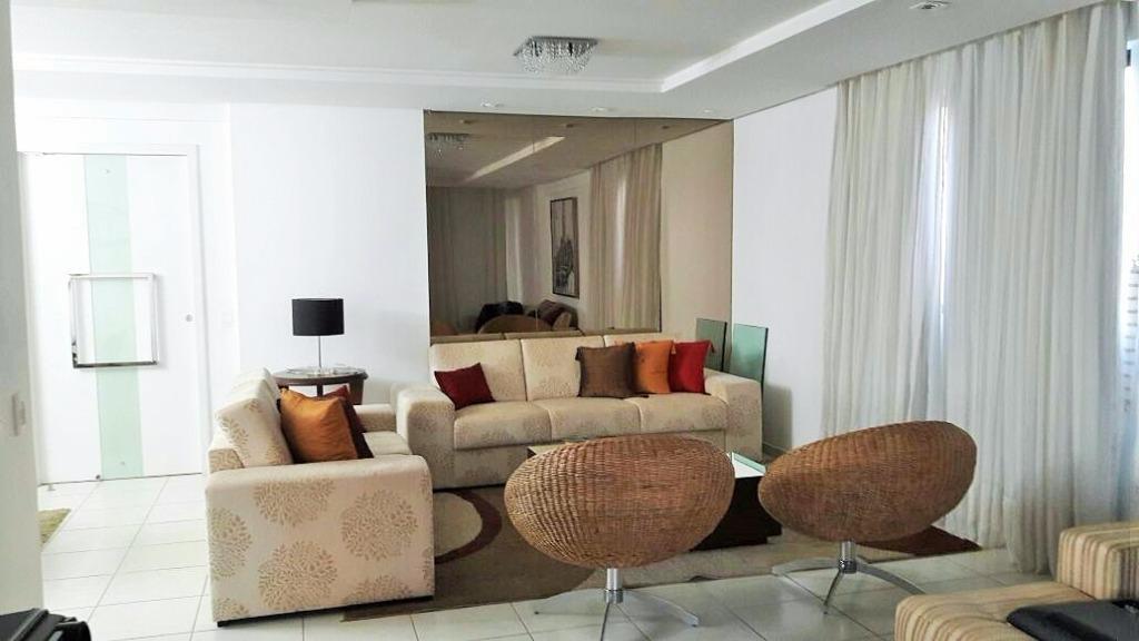 Vende-se apartamento mobiliado no Spazio di Larutissa