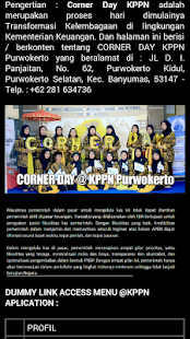 KPPN Purwokerto Corner Day - screenshot