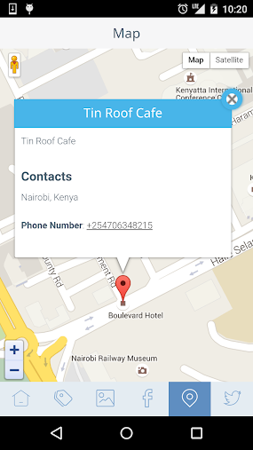Tin Roof Cafe APK