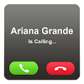 Free Download Call Prank Ariana Grande APK for Blackberry