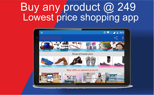Online shopping low price APK for Bluestacks