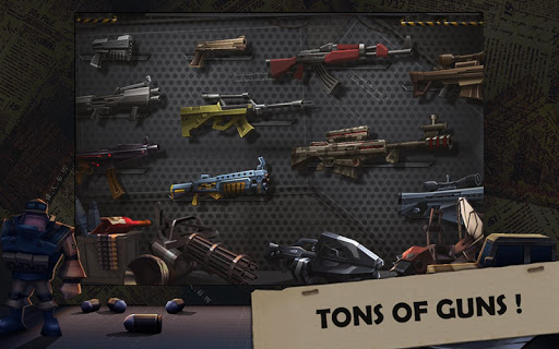 WarCom: Genesis - screenshot