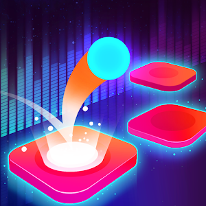 Ball Hop: Music Games For PC / Windows 7/8/10 / Mac – Free Download
