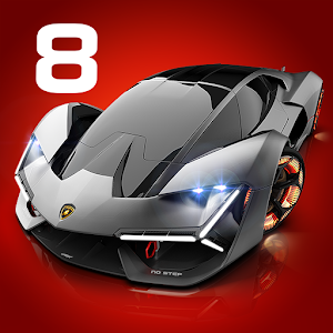 Asphalt 8: Airborne - Fun Real Car Racing Game Online PC (Windows / MAC)