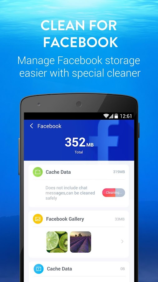 Ace Cleaner (Boost & Optimize) Screenshot 5