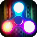 fidget spinner wallpaper APK for Bluestacks