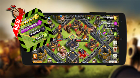 App Cheat for clash of clan apk for kindle fire