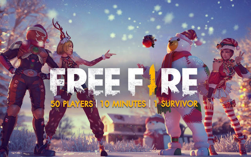 Garena Free Fire – Winterlands Screenshot 0