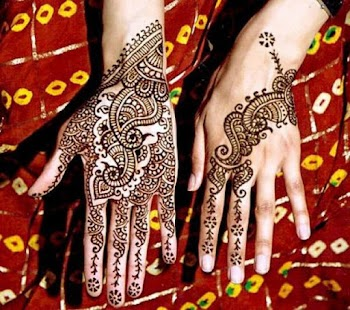 Henna Mehndi Wedding Design - screenshot