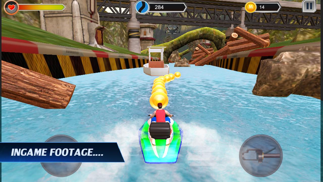Jet Ski Driver Screenshot 5
