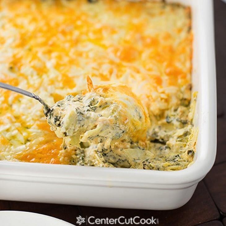 Hot Artichoke And Spinach Dip II Recipes — Dishmaps