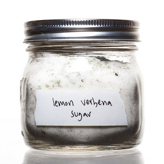 Lemon Verbena Sugar Recipes