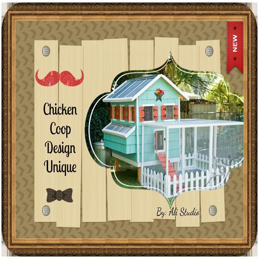 Chicken Coop Design Unique (app)