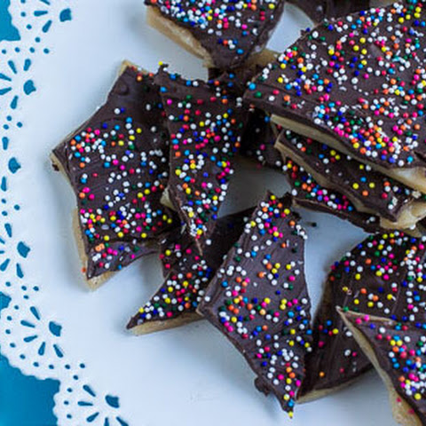 Homemade Toffee Candy