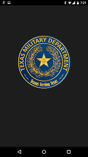 Texas Military Department - screenshot