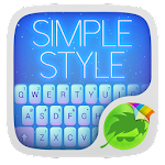 Simple Style GO Keyboard Theme 3.87 Apk