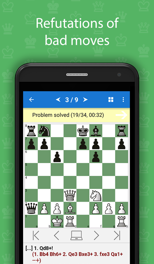 Chess: From Beginner to Club Screenshot 1