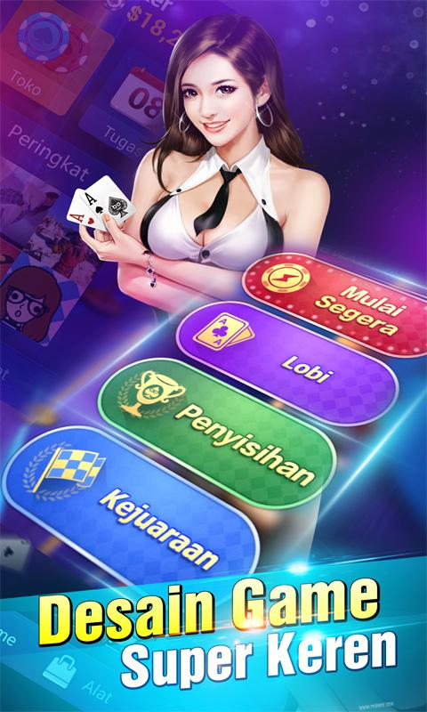 Poker Texas Boyaa-Texas Holdem Screenshot 11