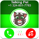 Call From Talking Pet Icon