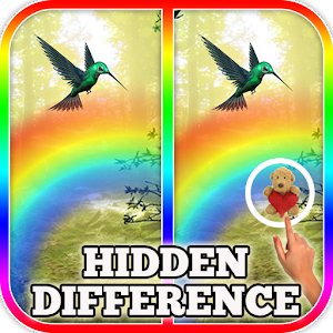 ????Hidden Difference: Rainbow