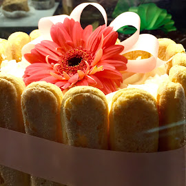 Lady Fingers Cake by Lope Piamonte Jr - Food & Drink Candy & Dessert