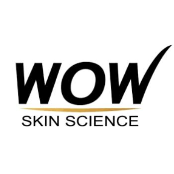 Wow Skin Science, ,  logo