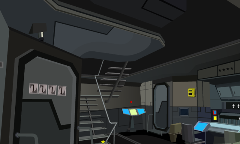 android Escape From Airbus A380-600 Screenshot 1