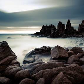 5 to 10 by Jaime Gomez - Landscapes Waterscapes