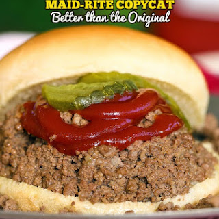 Loose Meat Sandwiches Ground Beef Recipes