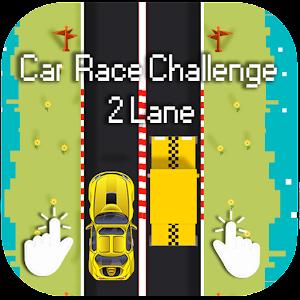 Car Race Challenge 2 lane - Fun Racecar Game For PC (Windows & MAC)