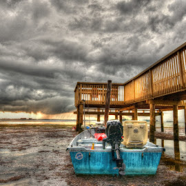Not Today by Edward Allen - Transportation Boats (  )