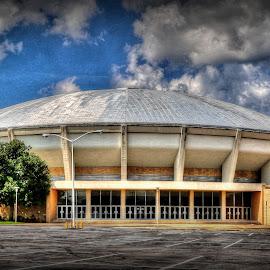 Mid-South Coliseum by Billy Morris - Buildings & Architecture Public & Historical ( coliseum, building, memphis, landmarks, mid-south, tennessee )