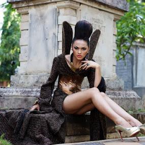by Fajar  Kurniawan - People Fashion ( model, fashion, art, traditional, beauty )