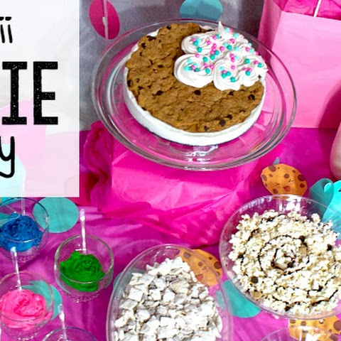 Kawaii Cookie Party & Coconut Flavoring Syrup