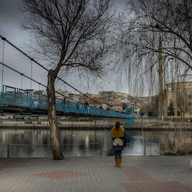 Avanos city by Murat Besbudak - City,  Street & Park  City Parks