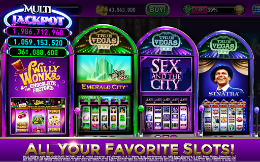 True Vegas Casino - screenshot