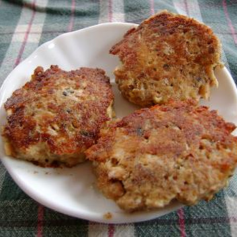 Lunchtime Salmon Patties