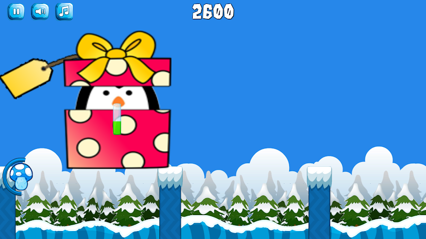 android Snowy Jump Screenshot 4